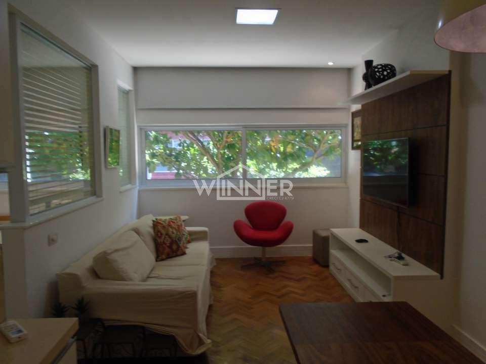Apartamento para alugar Rua Rita Ludolf,Leblon, Zona Sul,Rio de Janeiro - R$ 5.000 - 0639004 - 1