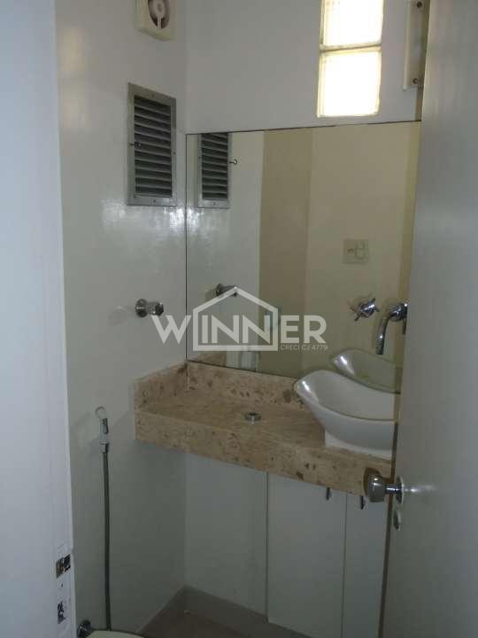 Apartamento para alugar Rua Gomes Carneiro,Ipanema, Rio de Janeiro - R$ 3.400 - 0580001 - 6