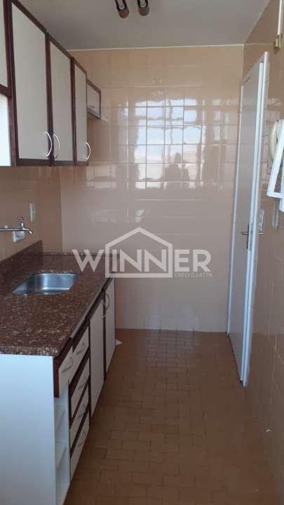 Apartamento para alugar Avenida Adolpho de Vasconcelos,Barra da Tijuca, Rio de Janeiro - R$ 1.400 - 0493001 - 11