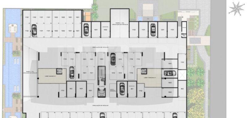 Apartamento a venda em Adrianópolis, 5 quartos - AM25001 - 17