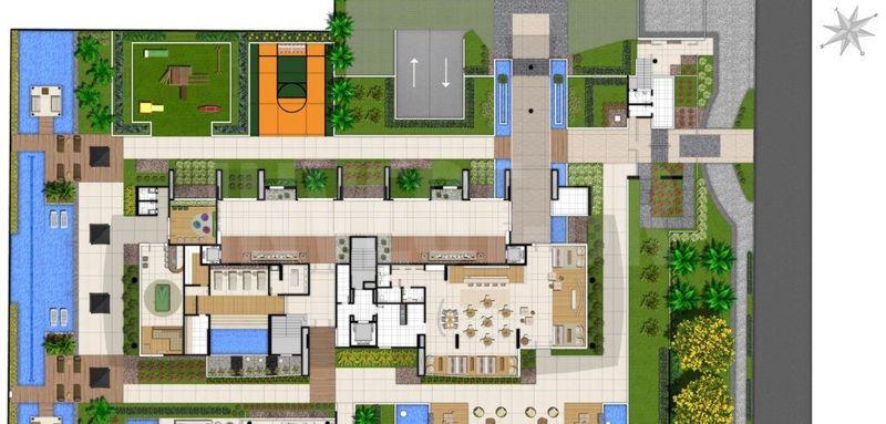 Apartamento a venda em Adrianópolis, 5 quartos - AM25001 - 12