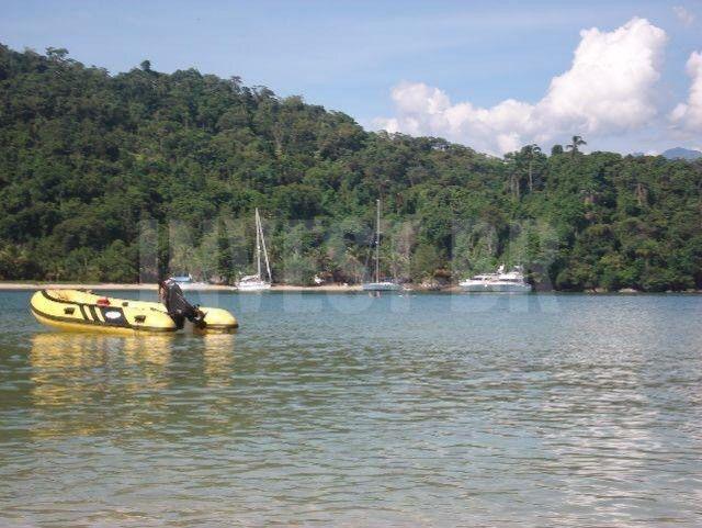 Terreno a venda em Ilha, Angra dos Reis, RJ - RJ81002 - 4