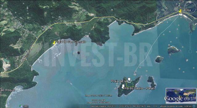 Terreno a venda em Ilha, Angra dos Reis, RJ - RJ81002 - 5