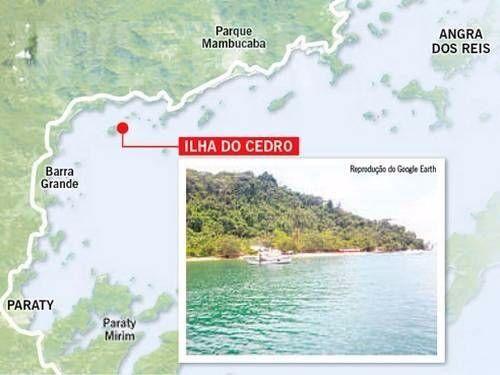 Terreno a venda em Ilha, Angra dos Reis, RJ - RJ81002 - 6