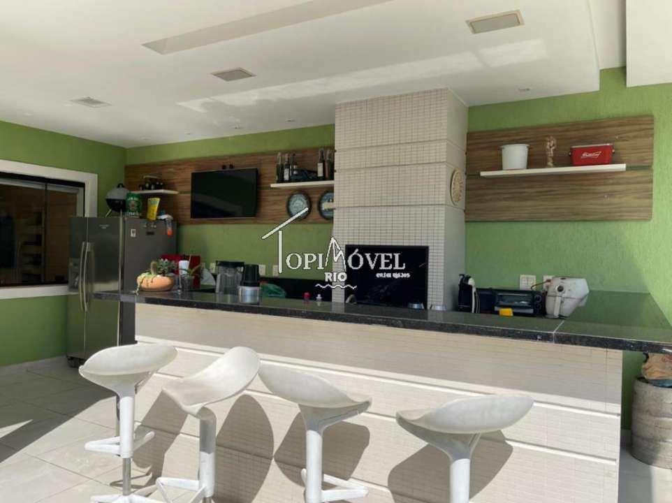 Casa em Condomínio 4 quartos à venda Rio de Janeiro,RJ - R$ 2.200.000 - RJ44007 - 8