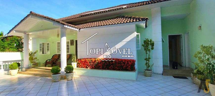 Casa em Condomínio 6 quartos À venda Rio de Janeiro, RJ - R$ 1.180.000 - RJ46003 - 1