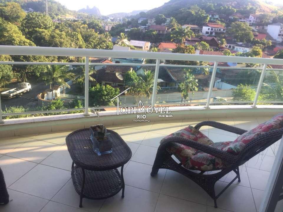 Casa em Condomínio 6 quartos À venda Rio de Janeiro, RJ - R$ 1.180.000 - RJ46003 - 8