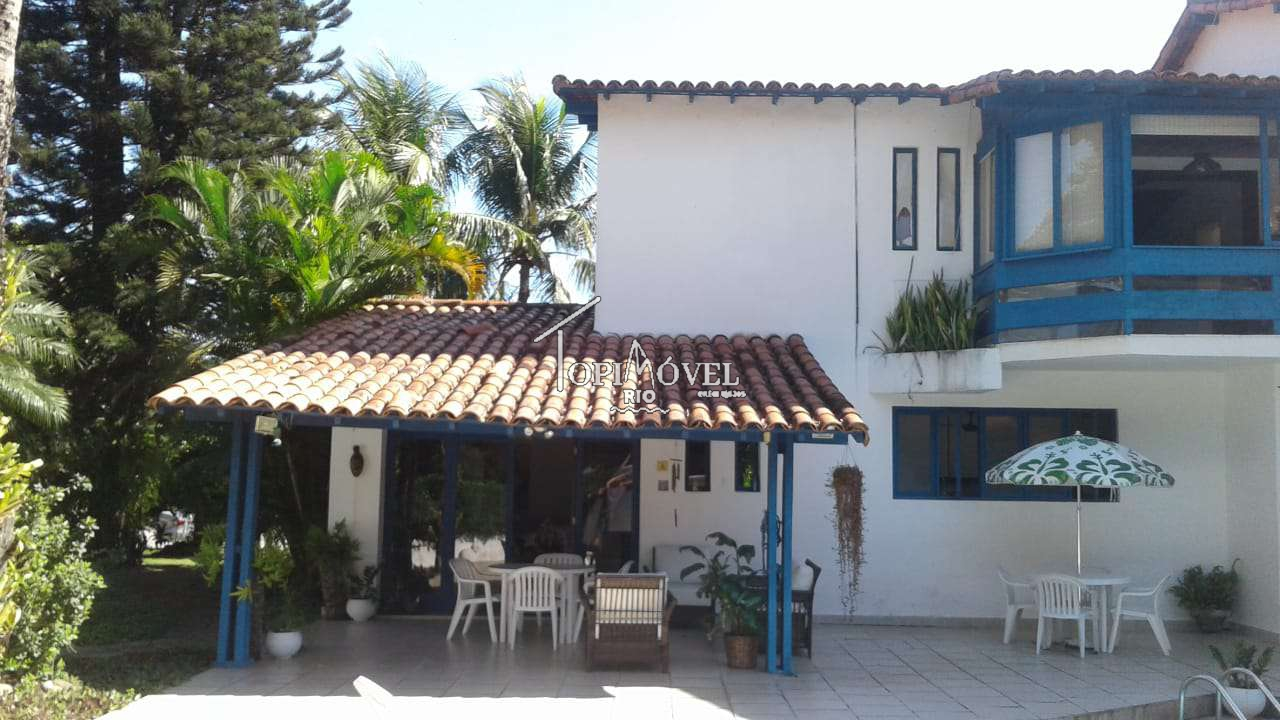 Casa em Condomínio 6 quartos À venda Rio de Janeiro, RJ - R$ 5.000.000 - RJ46004 - 3