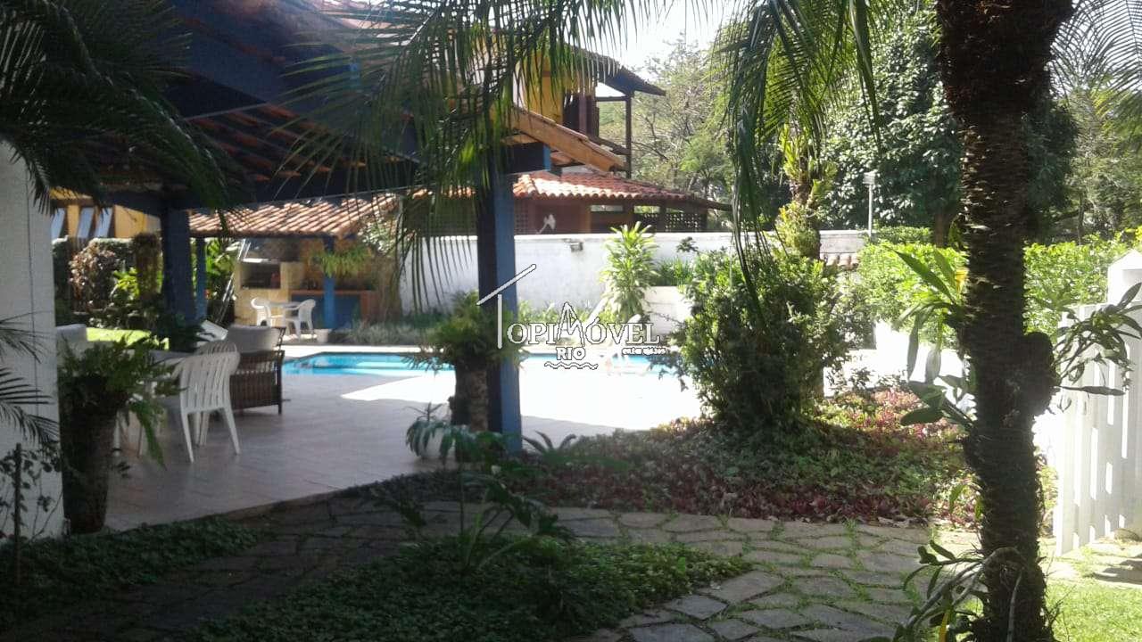 Casa em Condomínio 6 quartos À venda Rio de Janeiro, RJ - R$ 5.000.000 - RJ46004 - 5