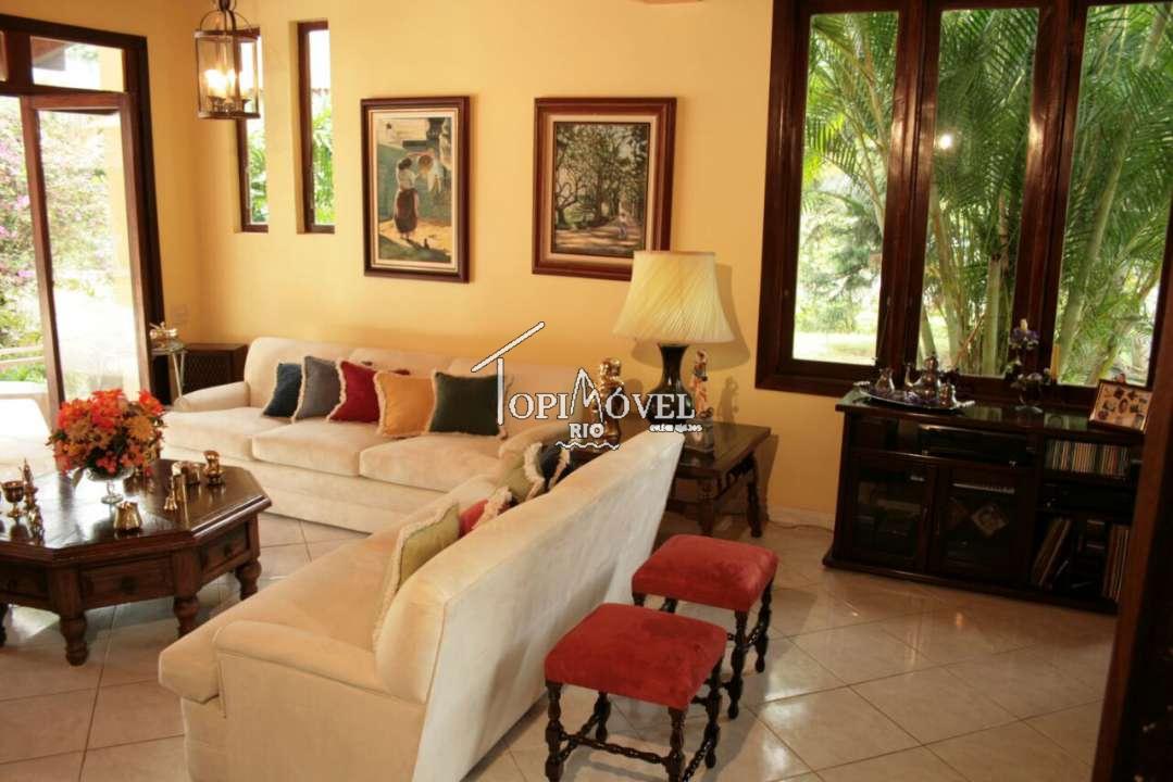 Casa em Condomínio 6 quartos À venda Rio de Janeiro, RJ - R$ 5.000.000 - RJ46004 - 11