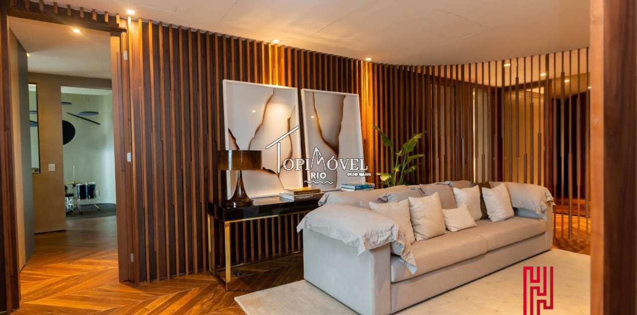 Espetacular apartamento superluxo 5 suítes na Barra da Tijuca - RJ25003 - 3