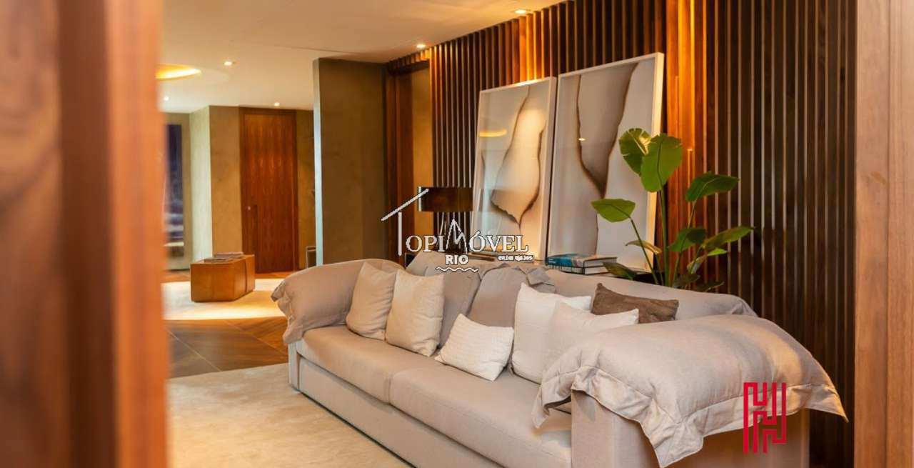 Espetacular apartamento superluxo 5 suítes na Barra da Tijuca - RJ25003 - 5