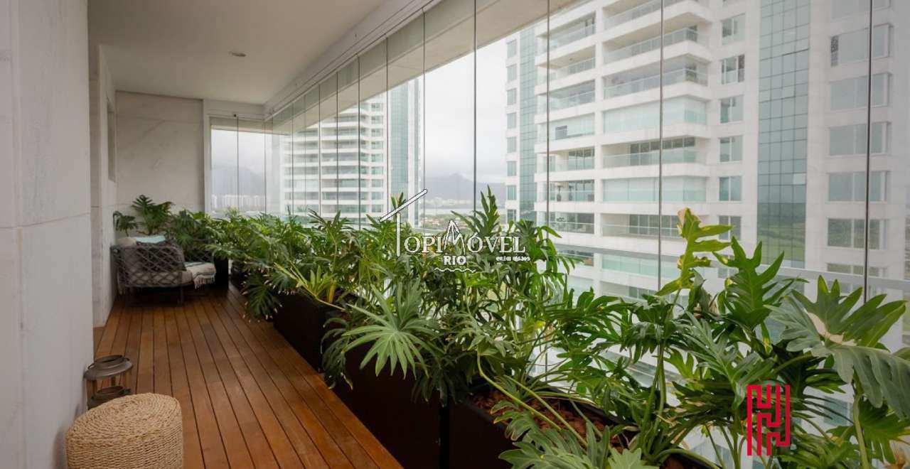 Espetacular apartamento superluxo 5 suítes na Barra da Tijuca - RJ25003 - 6