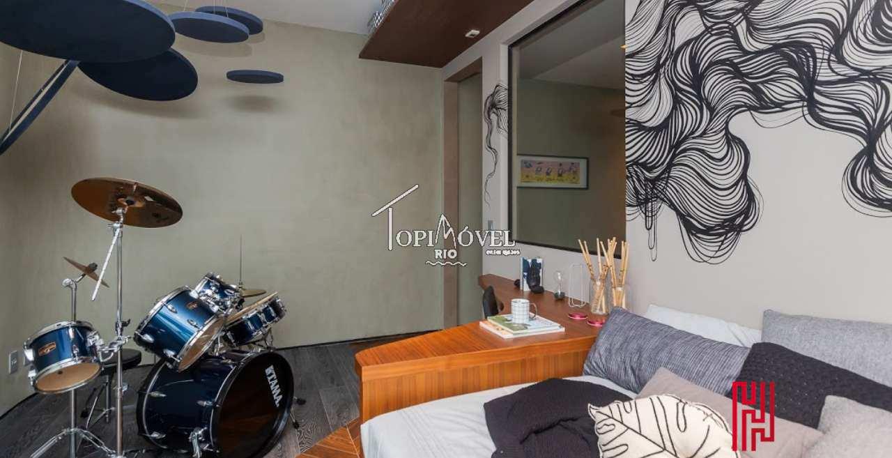 Espetacular apartamento superluxo 5 suítes na Barra da Tijuca - RJ25003 - 8