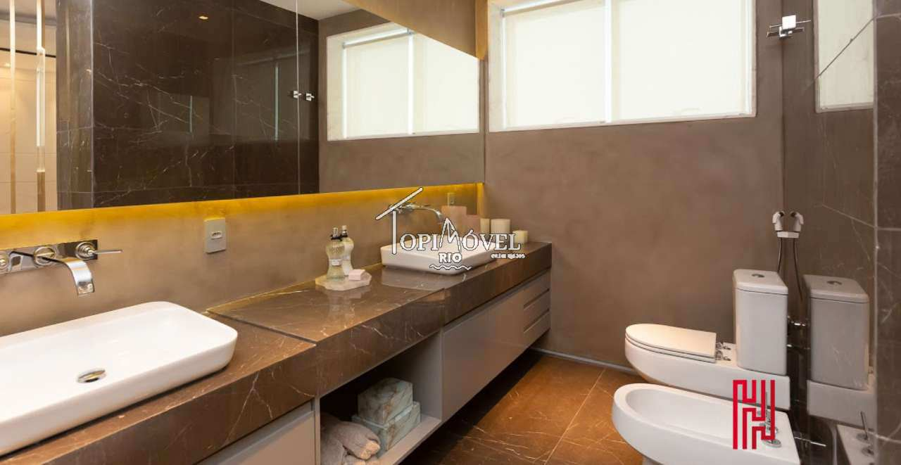 Espetacular apartamento superluxo 5 suítes na Barra da Tijuca - RJ25003 - 15