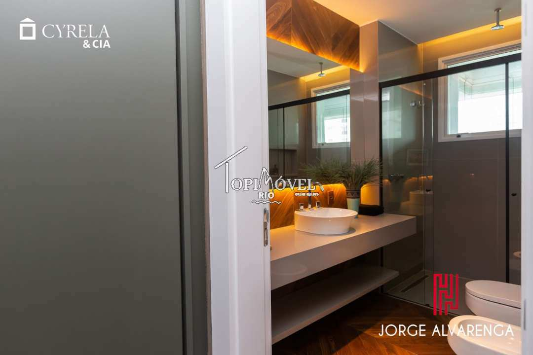 Espetacular apartamento superluxo 5 suítes na Barra da Tijuca - RJ25003 - 19