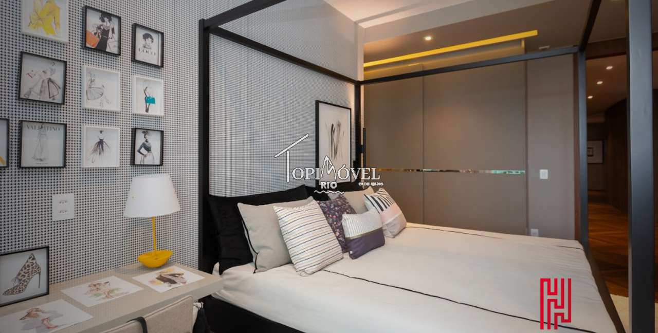Espetacular apartamento superluxo 5 suítes na Barra da Tijuca - RJ25003 - 20
