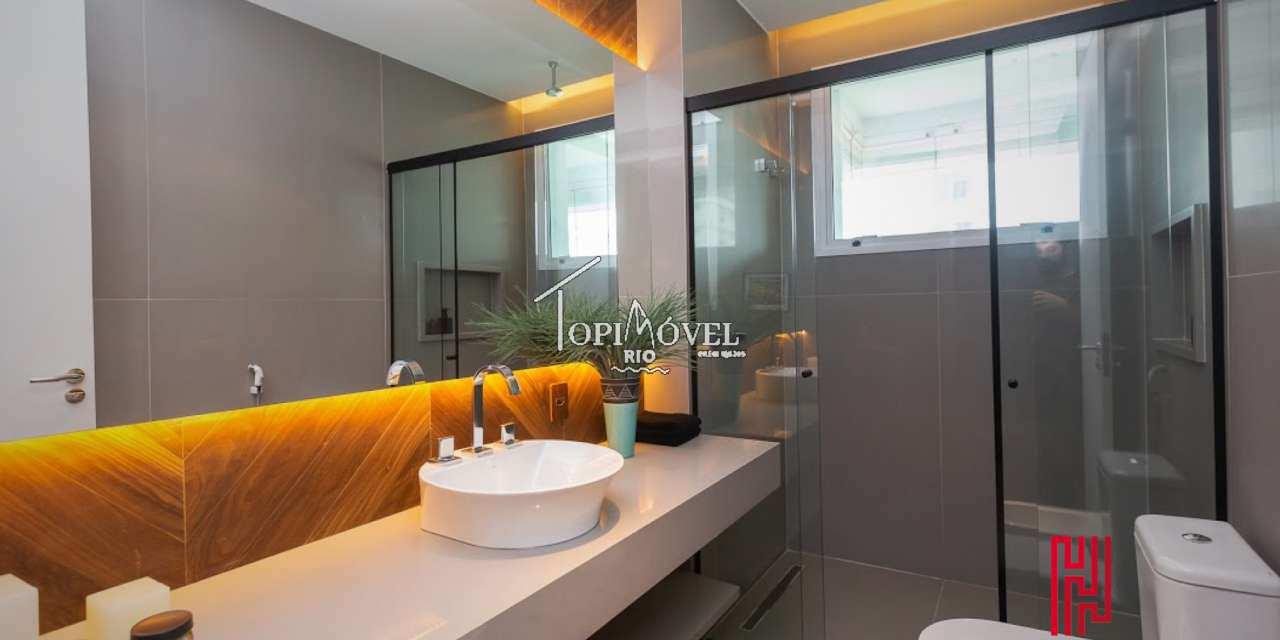 Espetacular apartamento superluxo 5 suítes na Barra da Tijuca - RJ25003 - 21