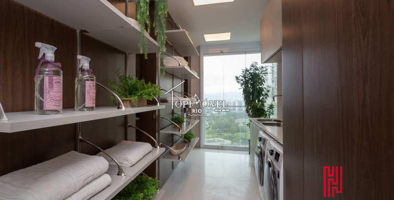 Espetacular apartamento superluxo 5 suítes na Barra da Tijuca - RJ25003 - 23