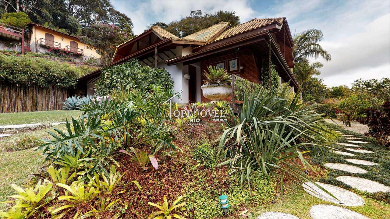 Casa 5 quartos à venda Saldanha Marinho - R$ 3.200.000 - RJ45018 - 2