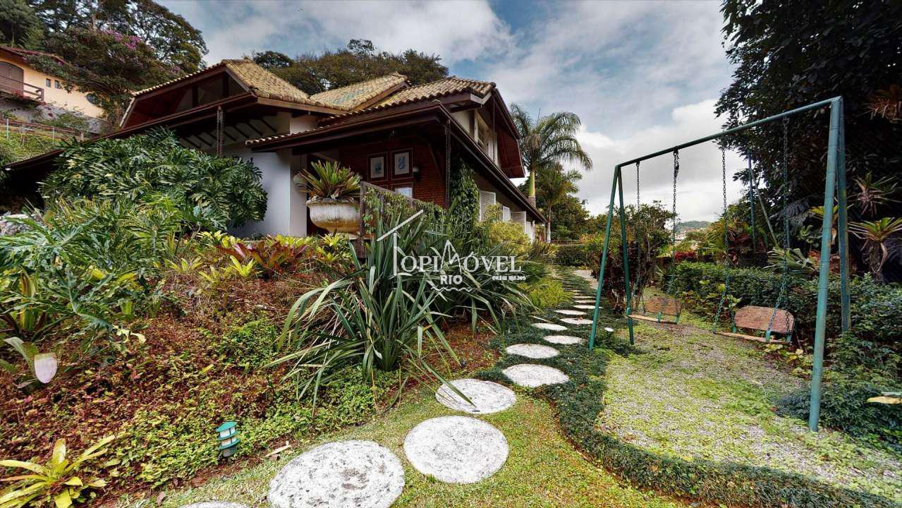 Casa 5 quartos à venda Saldanha Marinho - R$ 3.200.000 - RJ45018 - 3