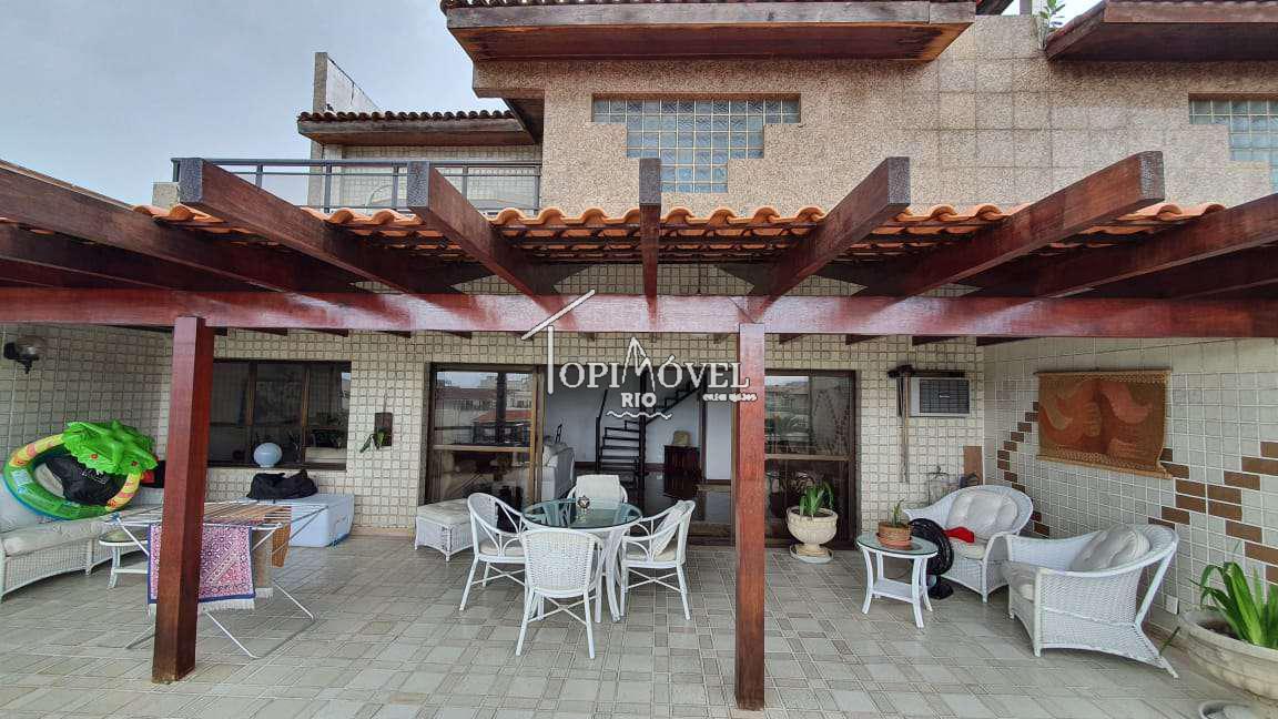 Apartamento com lazer completo 4 quartos à venda - R$ 1.850.000 - RJ34013 - 1
