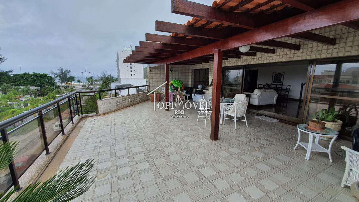Apartamento com lazer completo 4 quartos à venda - R$ 1.850.000 - RJ34013 - 2