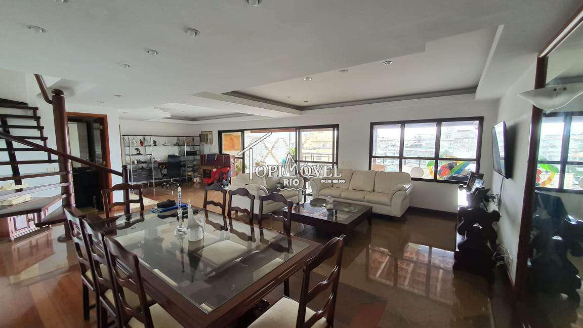 Apartamento com lazer completo 4 quartos à venda - R$ 1.850.000 - RJ34013 - 3