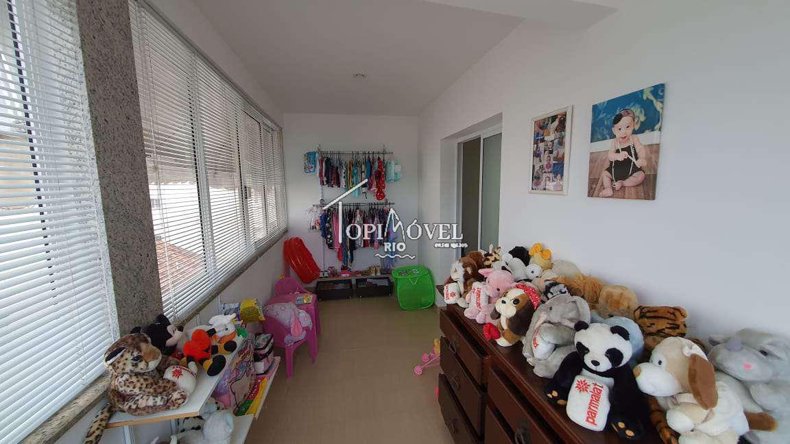 Apartamento com lazer completo 4 quartos à venda - R$ 1.850.000 - RJ34013 - 6