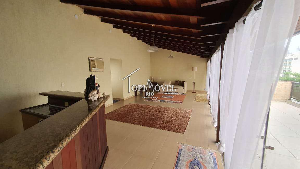 Apartamento com lazer completo 4 quartos à venda - R$ 1.850.000 - RJ34013 - 18