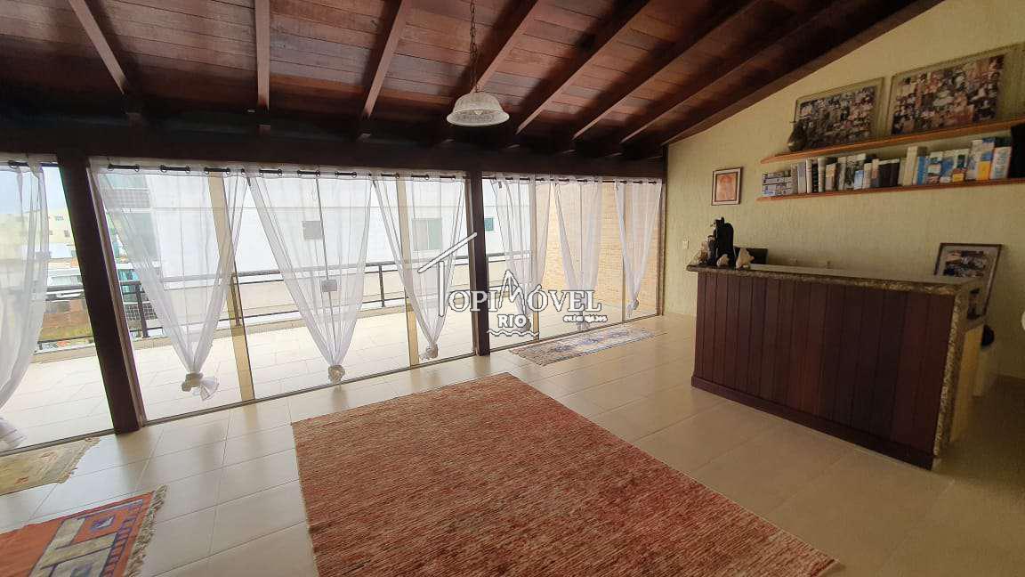 Apartamento com lazer completo 4 quartos à venda - R$ 1.850.000 - RJ34013 - 19