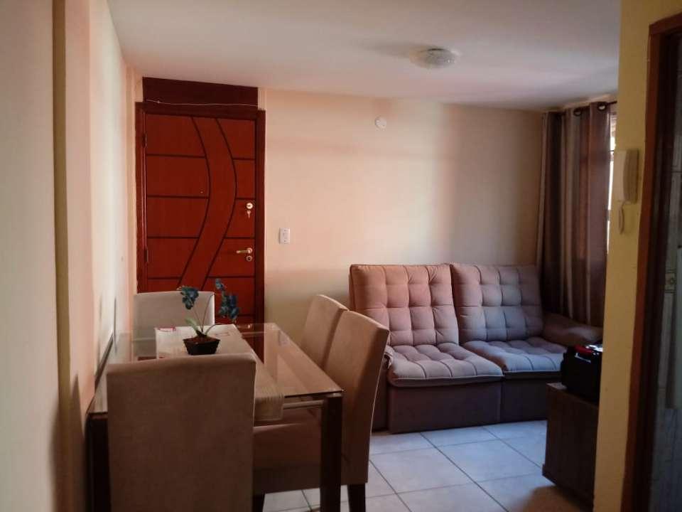 Apartamento à venda Rua Bacurua,Praia da Bandeira, Rio de Janeiro - R$ 210.000 - 6417 - 2