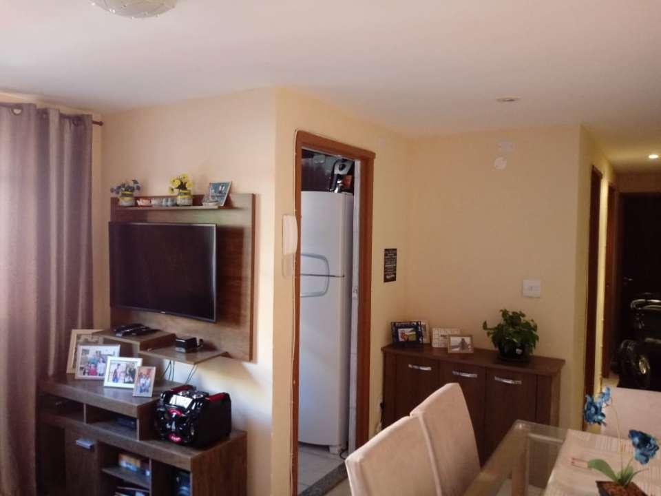 Apartamento à venda Rua Bacurua,Praia da Bandeira, Rio de Janeiro - R$ 210.000 - 6417 - 3