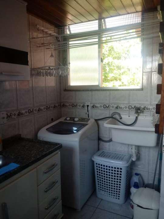 Apartamento à venda Rua Bacurua,Praia da Bandeira, Rio de Janeiro - R$ 210.000 - 6417 - 17