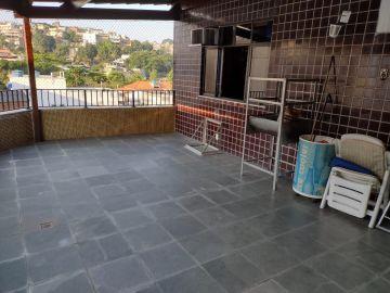 Apartamento à venda Rua Arriba,Cacuia, Ilha do Governador ,Rio de Janeiro - R$ 650.000 - 6389 - 1
