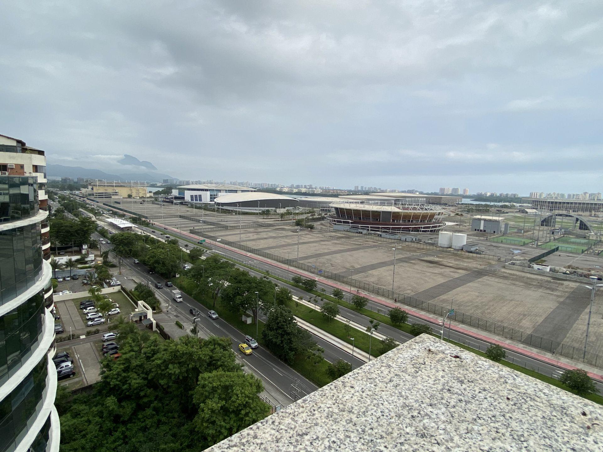 Sala Comercial 80m² para alugar Rio de Janeiro,RJ - R$ 1.500 - 95LCOBSALAFLEXTOWER1102 - 5