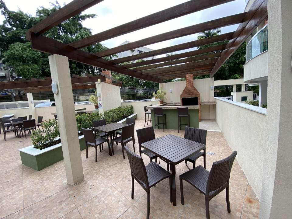 Apartamento à venda Estrada Capenha,Rio de Janeiro,RJ - R$ 299.000 - 100AQUAPARK - 5