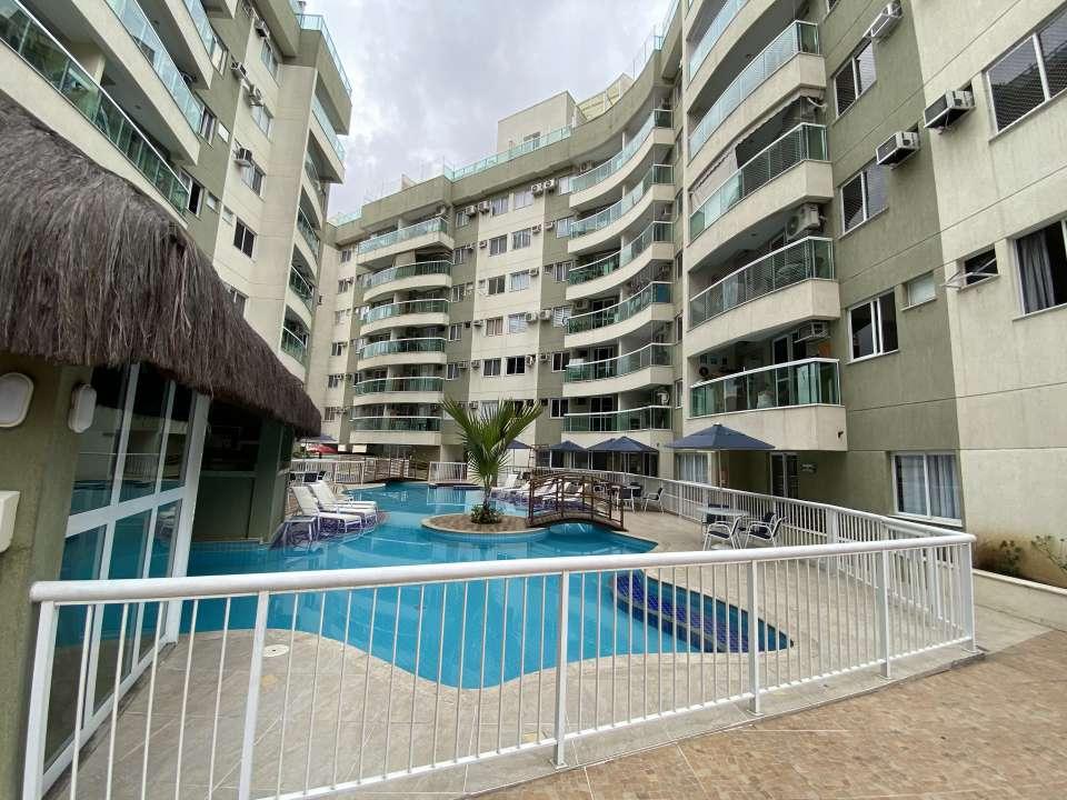 Apartamento à venda Estrada Capenha,Rio de Janeiro,RJ - R$ 299.000 - 100AQUAPARK - 1