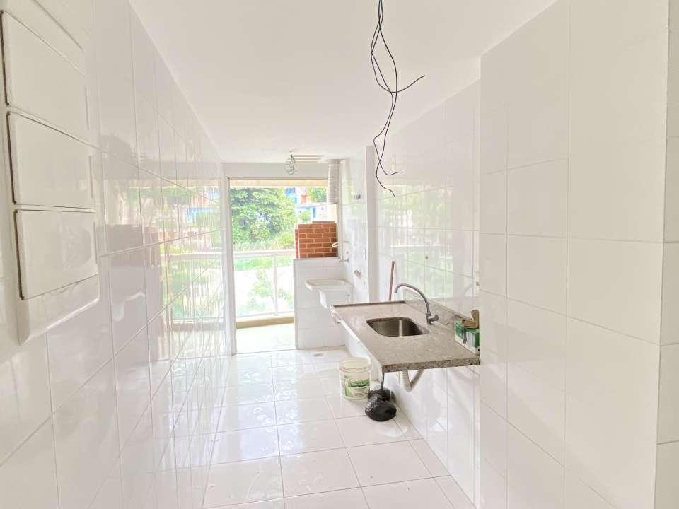 Apartamento à venda Estrada Capenha,Rio de Janeiro,RJ - R$ 299.000 - 100AQUAPARK - 13