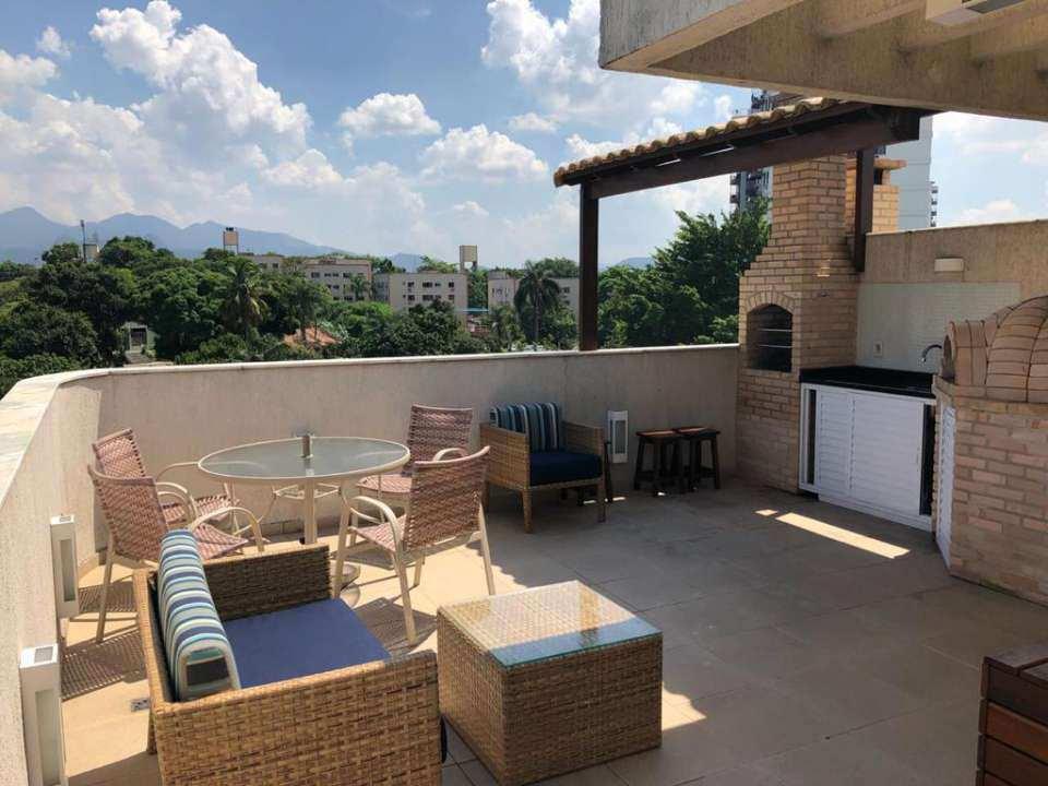 Cobertura 4 quartos à venda Rio de Janeiro,RJ - R$ 512.000 - 109COB3QPECHINCHA - 1