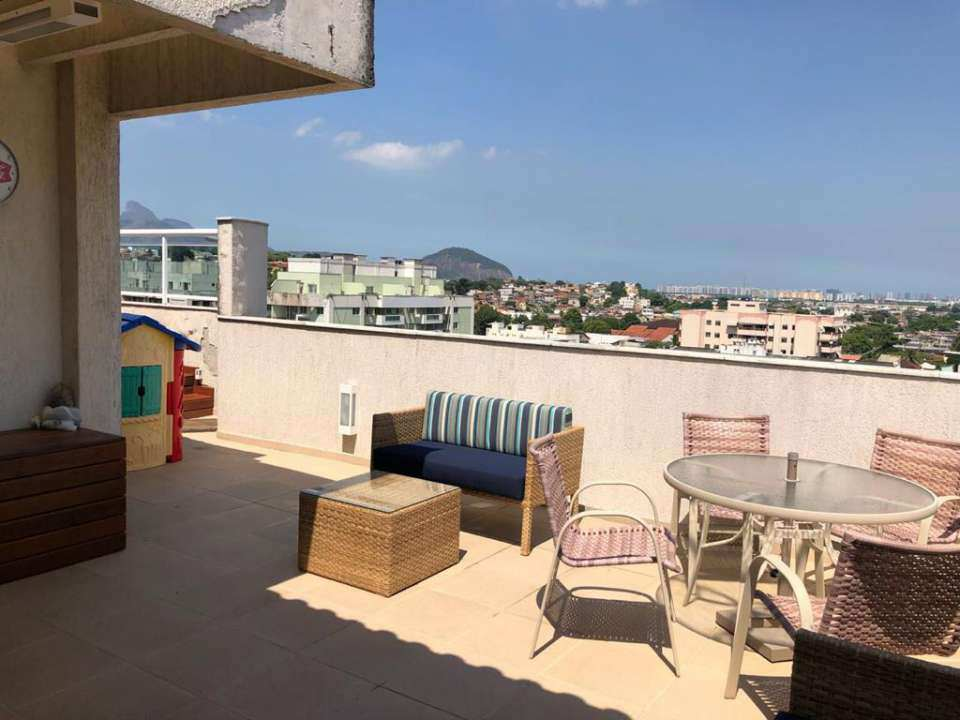 Cobertura 4 quartos à venda Rio de Janeiro,RJ - R$ 512.000 - 109COB3QPECHINCHA - 2