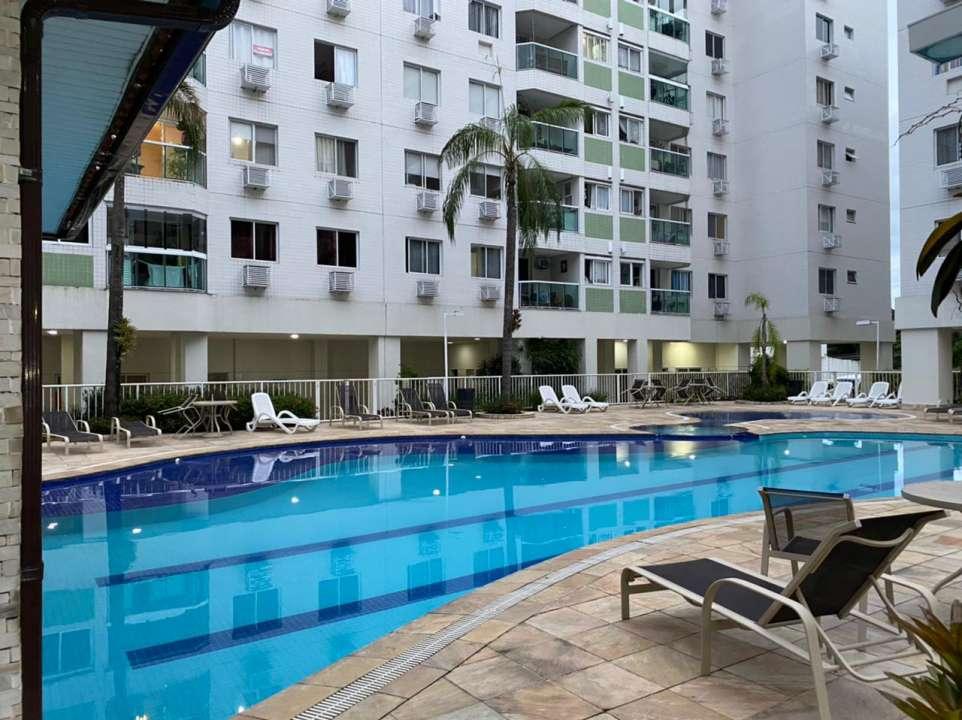 Apartamento 2 Quartos Taquara/RJ - 399 - 1