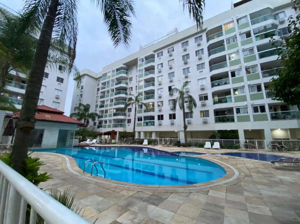 Apartamento 2 Quartos Taquara/RJ - 399 - 2