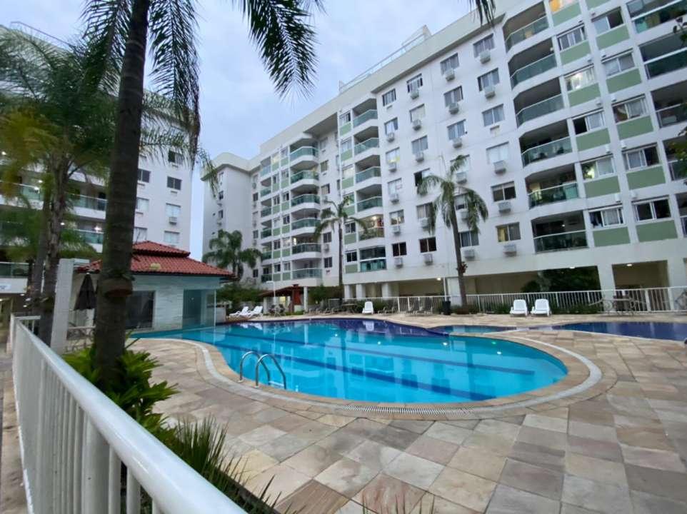 Apartamento 2 Quartos Taquara/RJ - 399 - 3