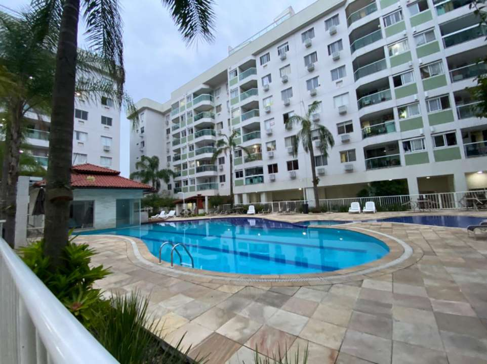 Apartamento 2 Quartos Taquara/RJ - 399 - 4