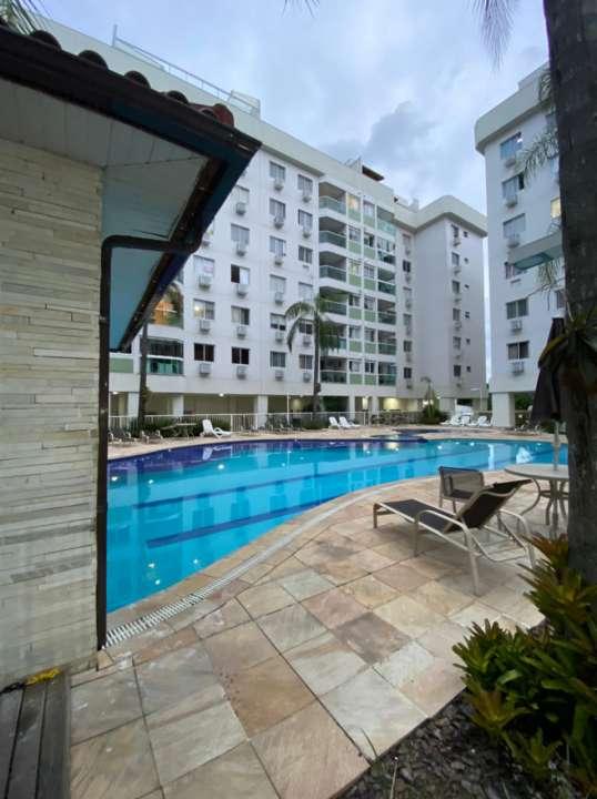 Apartamento 2 Quartos Taquara/RJ - 399 - 5