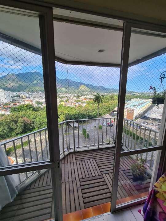 Venda apartamento 2 Quartos Freguesia/Rj - 406 - 1