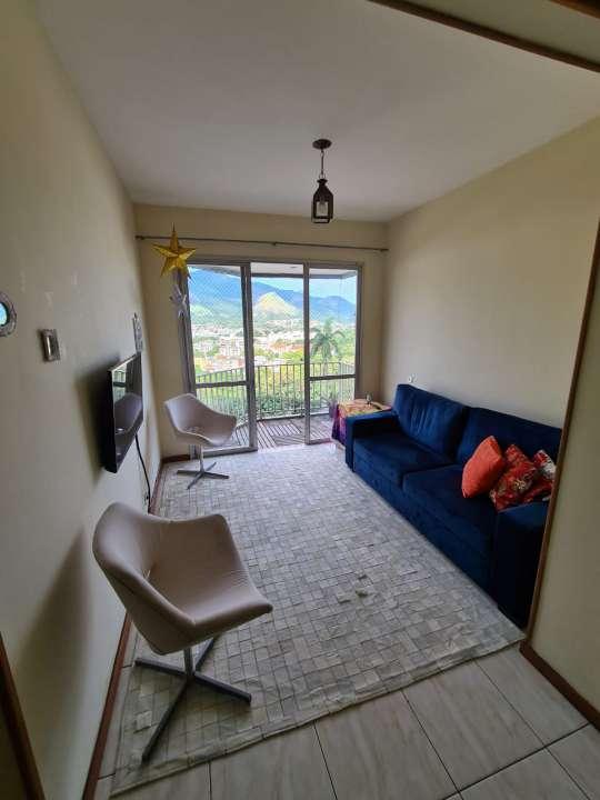 Venda apartamento 2 Quartos Freguesia/Rj - 406 - 4