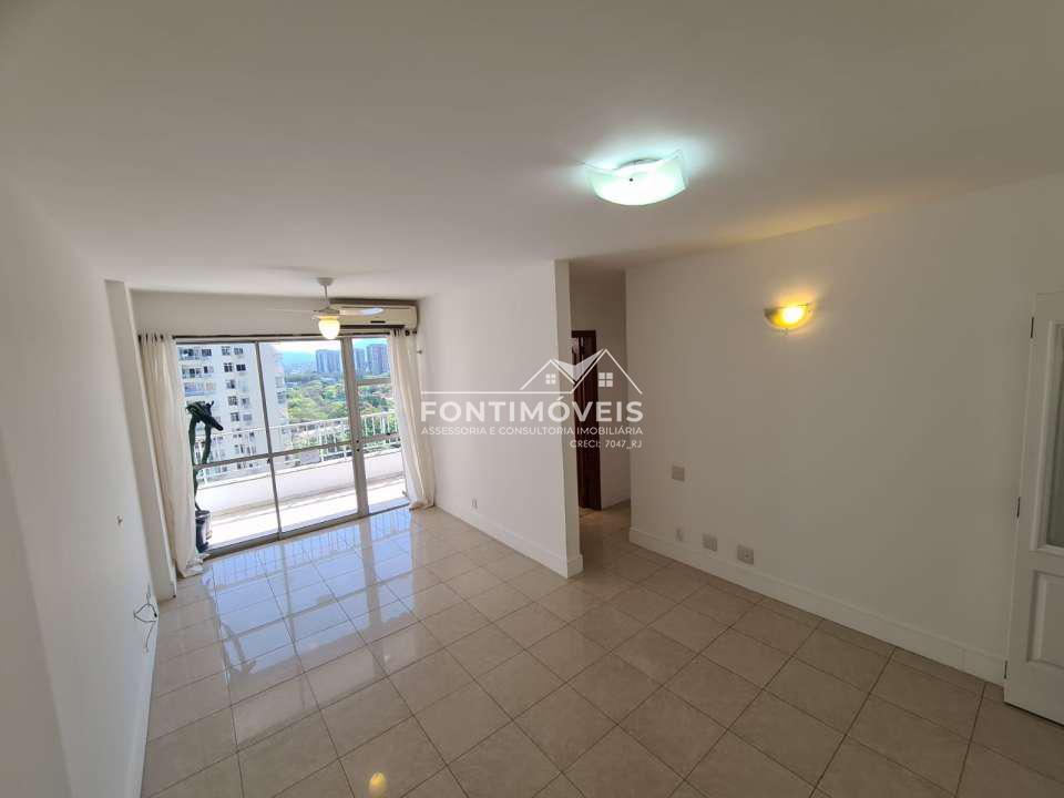 SALA - Apartamento 2 Quartos Barra Da Tijuca/RJ com 73 M². - 447 - 1