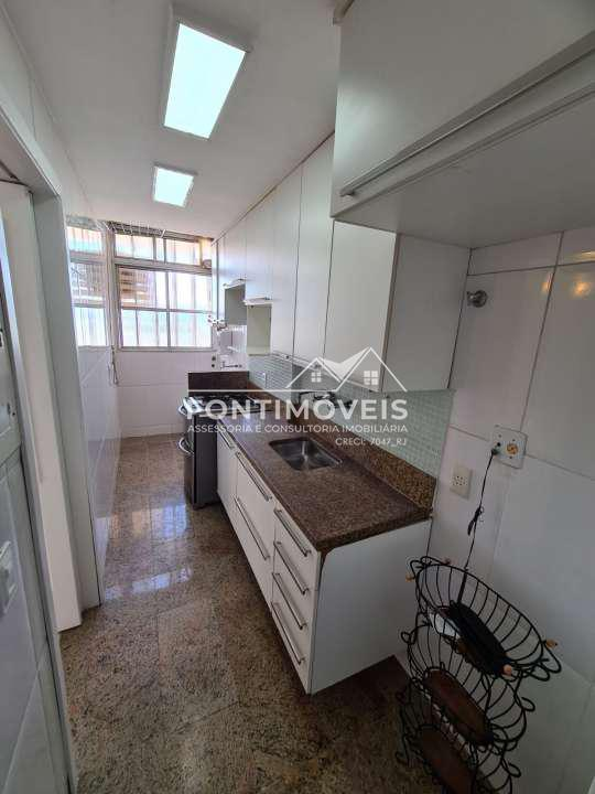 COZINHA - Apartamento 2 Quartos Barra Da Tijuca/RJ com 73 M². - 447 - 6